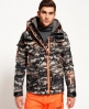 Superdry Ultimate Snow Service Jacket  Grey
