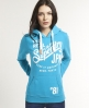 Superdry Keep It Hoodie Blue