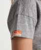 Superdry Comets Oversized T-shirt Grey