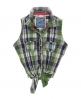 Superdry Twill Trailer Tie Shirt Green
