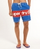 Superdry Premium Panel Boardshort Blue