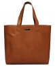 Superdry Cross Stitch Elaina Tote Bag Brown