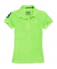 Superdry Vintage Hit Pique Polo Green