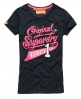 Superdry Number 1 Co. T-shirt Navy