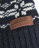 Superdry Fairisle Beanie Dark Grey