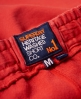 Superdry Heritage Wash Shorts Red