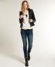 Superdry Drifter Lace Shirt Cream