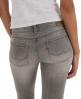 Superdry Skinny Crop Jeans Light Grey