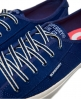 Superdry Baskets basses College Pro Luxe Bleu Marine