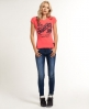 Superdry Keep It T-shirt Pink
