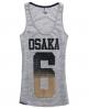 Superdry Osaka Flock Vest Grey