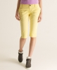 Superdry Commodity Capri Pant Yellow
