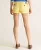 Superdry Commodity Chino Shorts Yellow