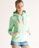 Superdry Ticket Type Hoodie Green