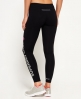 Superdry Legging Core Gym Noir