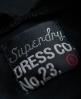 Superdry Sweetheart Bodycon Dress Black
