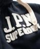 Superdry Vintage Dye Hoodie Navy