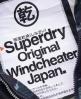 Superdry Polar Fur Windcheater Black