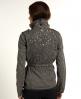 Superdry Miley Sequin Flag Jacket Grey