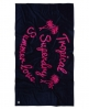 Superdry Summer Beach Towel Navy