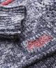 Superdry Aero Knit Cardigan Navy