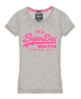 Superdry Vintage T-shirt Grey