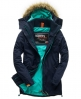 Superdry Polar Wind Parka Navy