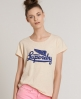 Superdry Icarus Kimono T-shirt Cream