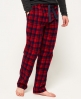 Superdry Lounge Pants Red