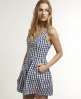 Superdry Sarah Jessica Dress Navy