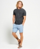 Superdry International Sunscorched Beach Shorts Blue