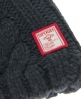 Superdry Super Cable Beanie Grey