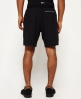 Superdry Sport Active Relaxed Shorts Black