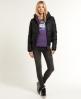 Superdry Sports Puffer Jacket Black