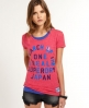 Superdry In Search Of T-shirt Pink