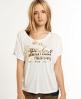 Superdry Vintage Logo T-shirt Cream