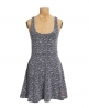 Superdry Totem Rydell Dress Navy