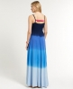 Superdry Sunset Maxi Dress Navy
