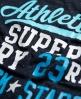 Superdry Track Star T-shirt Blue