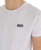 Superdry Embroidery T-shirt White