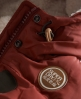 Superdry Puffle Gilet Red