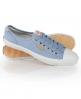 Superdry Low Pro Shoe Blue