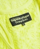 Superdry Hyper Orange Sewn Vest Yellow