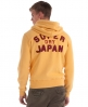 Superdry Competitor Zip Hoodie Yellow