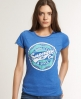 Superdry Seal T-shirt Blue