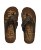 Superdry GT4 Evo Flip Flops Brown