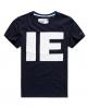 Superdry T-shirt Runner Bleu Marine
