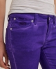 Superdry Super Skinny Crop Jeans Purple