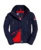 Superdry極度乾燥 Polar SD-Windattacker 防風夾克 藍色