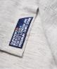 Superdry Riviera linen skjorte med lange ærmer Lysegrå